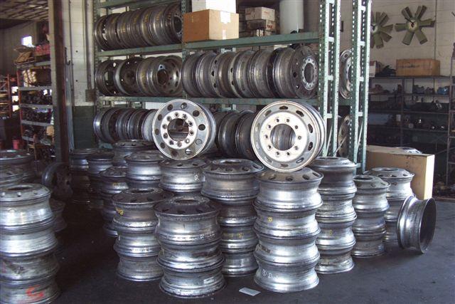 Richard Kerns Truck Parts – Big Truck Parts Super Store